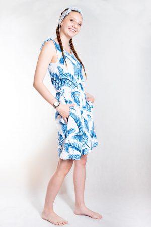 Schnittmuster Kleid Jersey