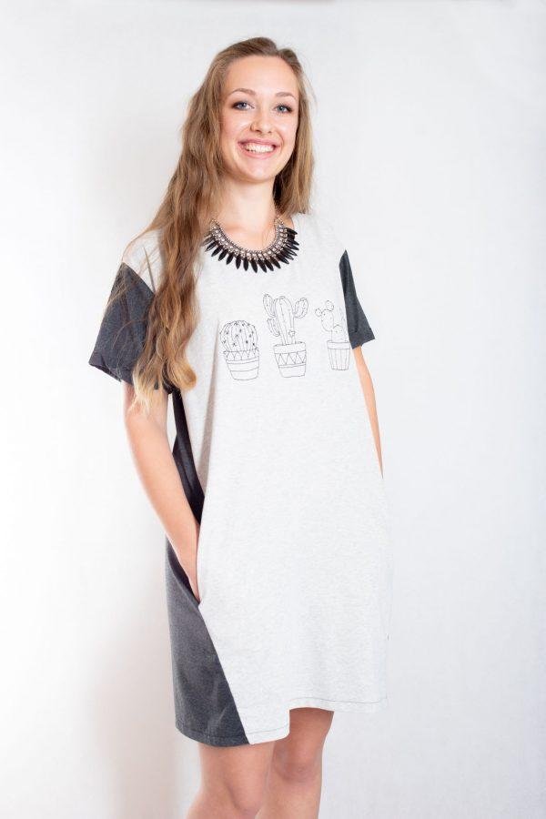 Schnittmuster Shirtkleid