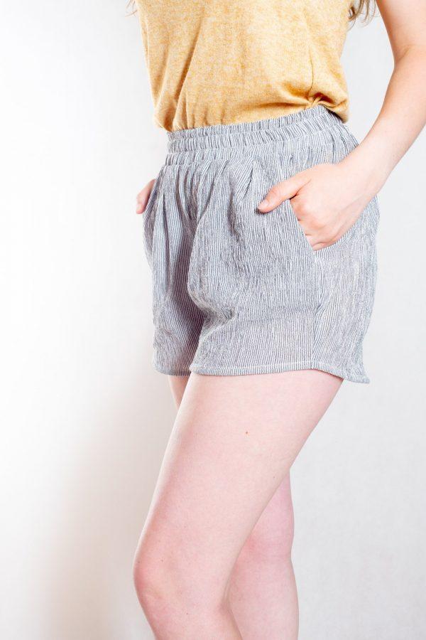 Schnittmuster kurze Hose