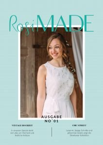 RosiMADE Nähmagazin Ausgabe 01