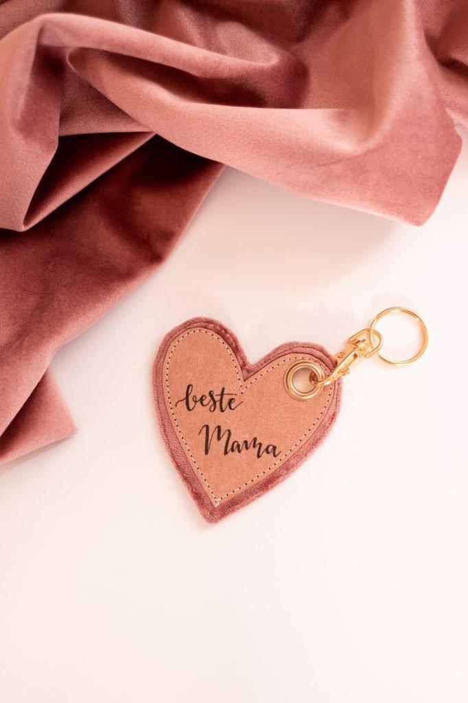 Muttertagsgeschenk nähen